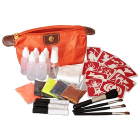 KIT HALLOWEEN PARTY COMPLET 50 TATTOOS PRO