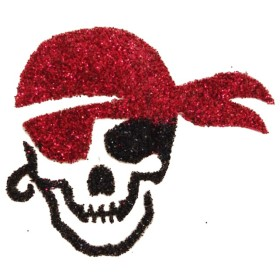 POCHOIR TATOUAGE PIRATE