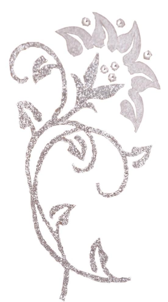 Pin pochoir fleurs imprimer ajilbabcom portal on pinterest - Pochoir gratuit a imprimer ...
