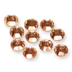 10 cristaux topaze ss10 swarovsky pour bijou de peau