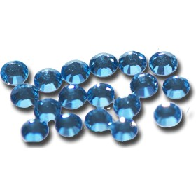 10 cristaux turquoise ss10 swarovsky bijou de peau