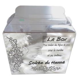 """La box """"soirée du henne"""" tatouage temporaire mariage"""