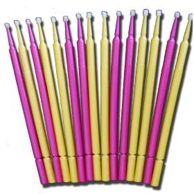 15 mini brosse applicateur pour cristaux et strass