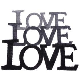 POCHOIRS ADHEFIFS MOTIFS LOVE